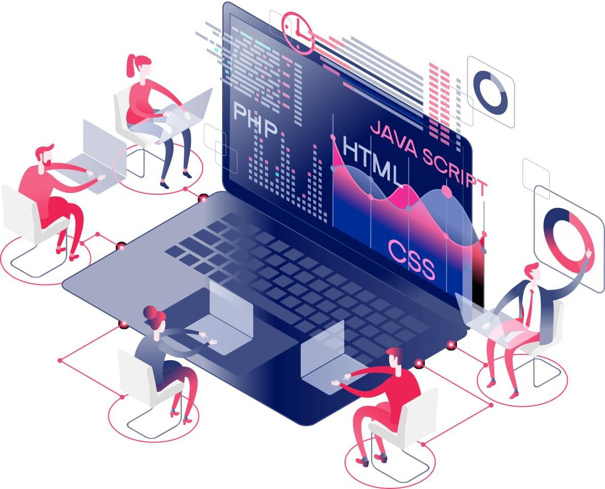 Desarrollo a medida de páginas web