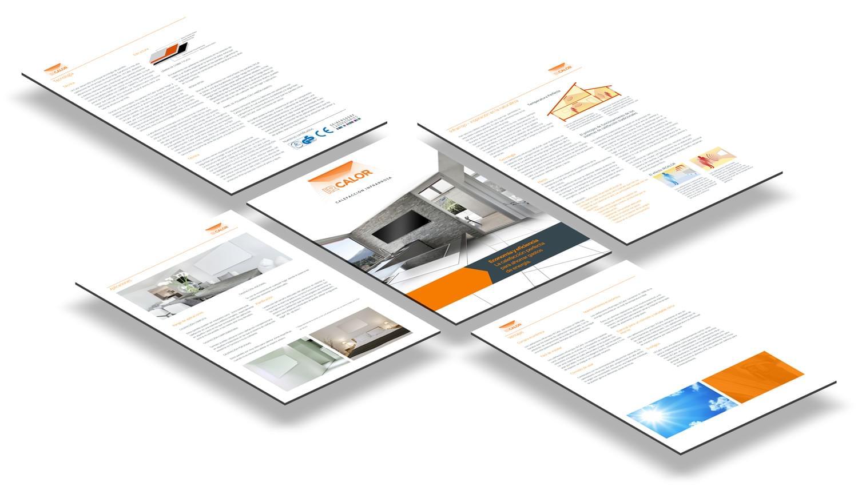 Diseños de páginas web modernos
